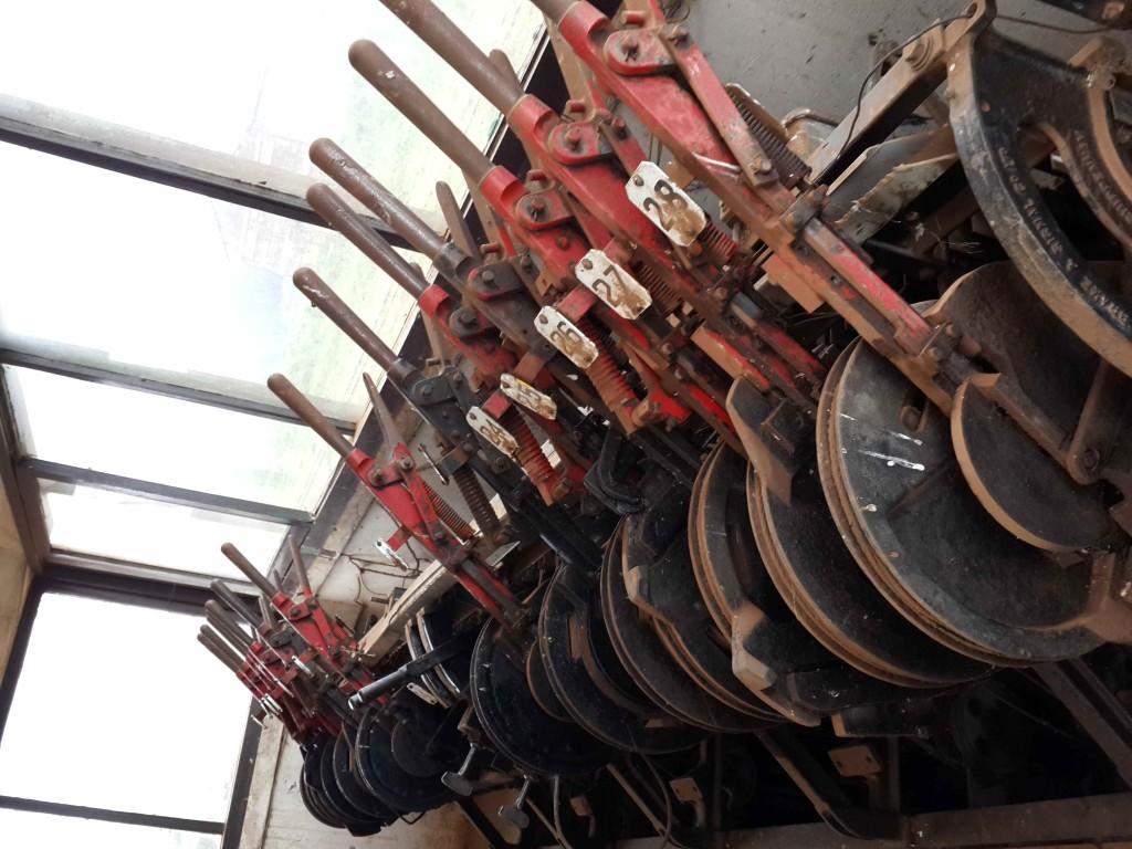 Railway Levers